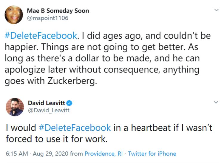 """社交 扎克伯格表示 Facebook有关""""基诺沙卫队""""的裁决是""""一个操作上的错误"""""""