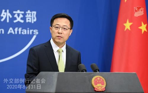 中国军队派留学生隐瞒军人身份赴美学习?外交部回应