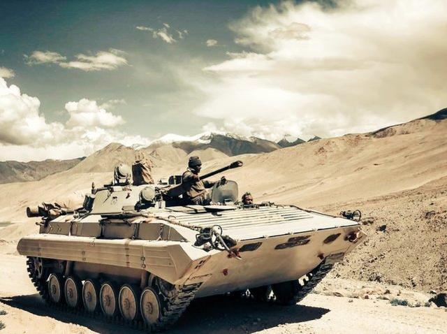 BMP-2步兵战车