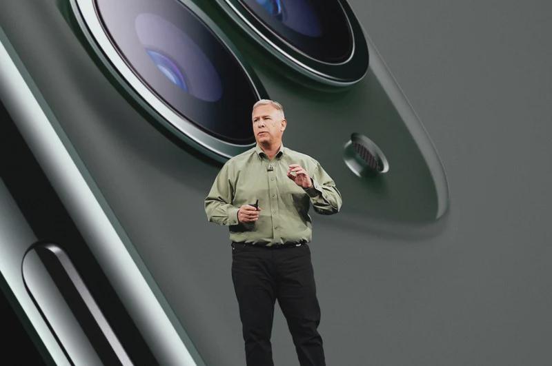 Phil Schiller卸任苹果营销高级副总裁 Greg Joswiak接任