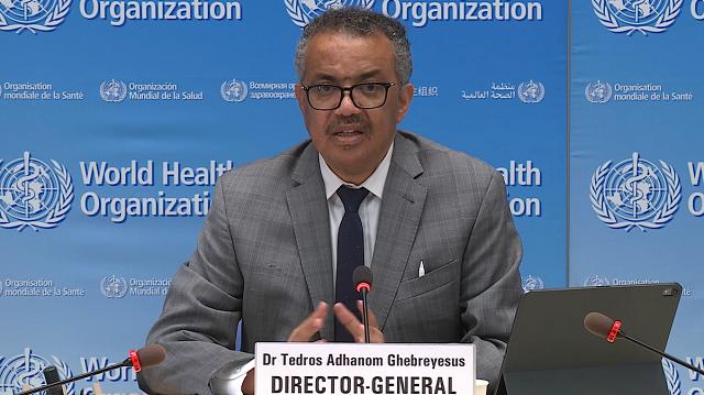 世卫组织:新冠疫苗公平分配需要全球共识