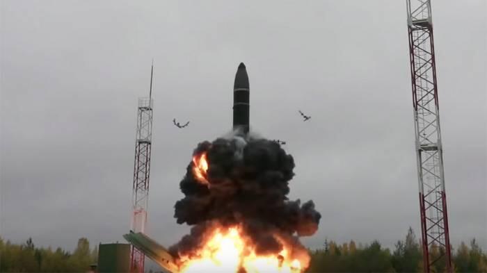 俄会在何种情况下动用核武器?俄军