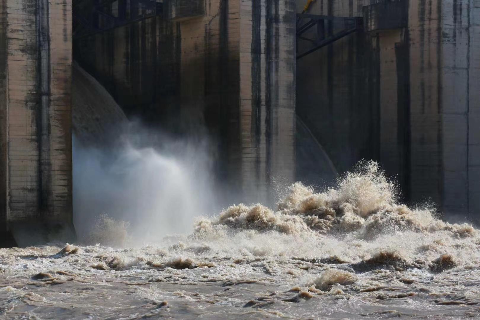 黄河汉江陕西段5条支流超警戒 9条河流出现洪峰19次