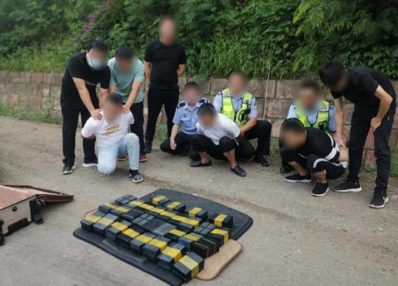 云南破获特大运输毒品案缴获毒品超3