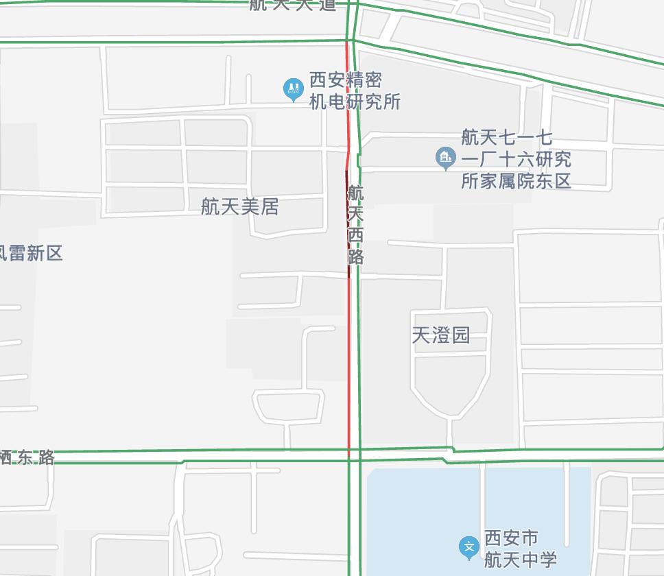 西安一菜市场附近发生车祸,已致6人