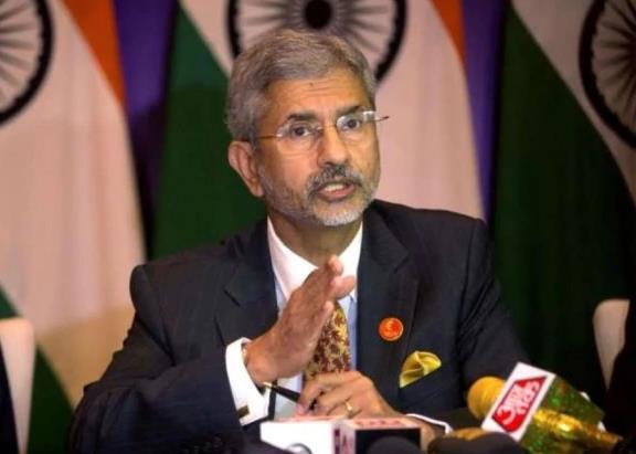 印度外交部长苏杰生(美联社)