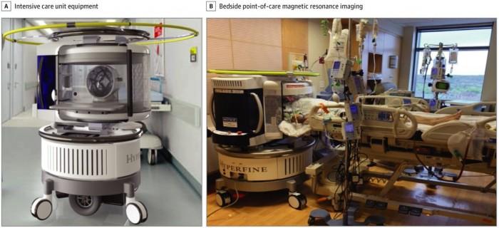 便携式MRI有望在几乎任何环境中提供即时诊断