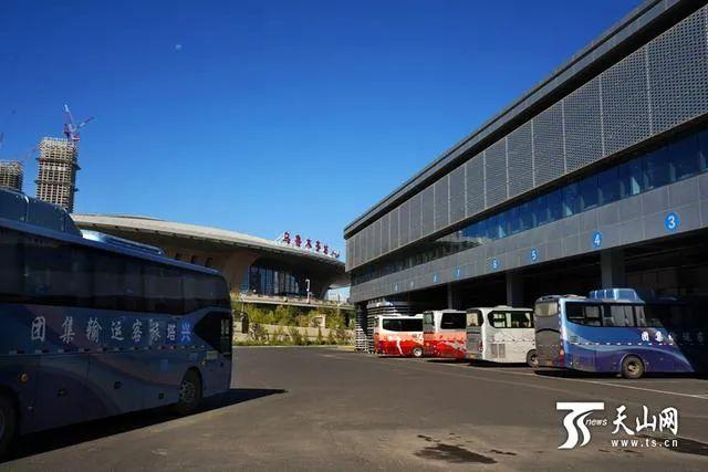 9月8日,乌鲁木齐高铁国际汽车客运站已有30余条班线恢复运营。
