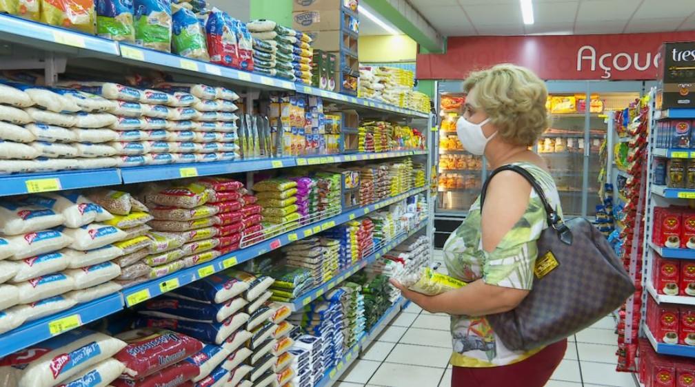 疫情期间巴西食品类通货膨胀 12个月内价格累计增长11.39%