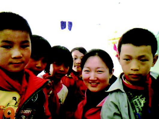 北京姑娘扎根广西偏远乡村11年 孵化乡村孩子的梦想