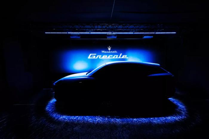 玛莎拉蒂预告2021款GranTurismo并公布新小型SUV名字