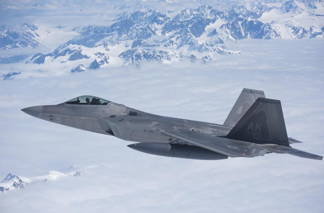 美参议员:将在阿拉斯加北极地区部署150架5代战机