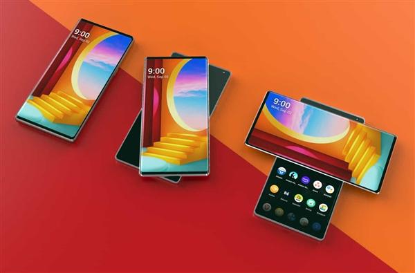 首款可旋转双屏5G手机LG Wing正式发布 采用弹出摄像头方案