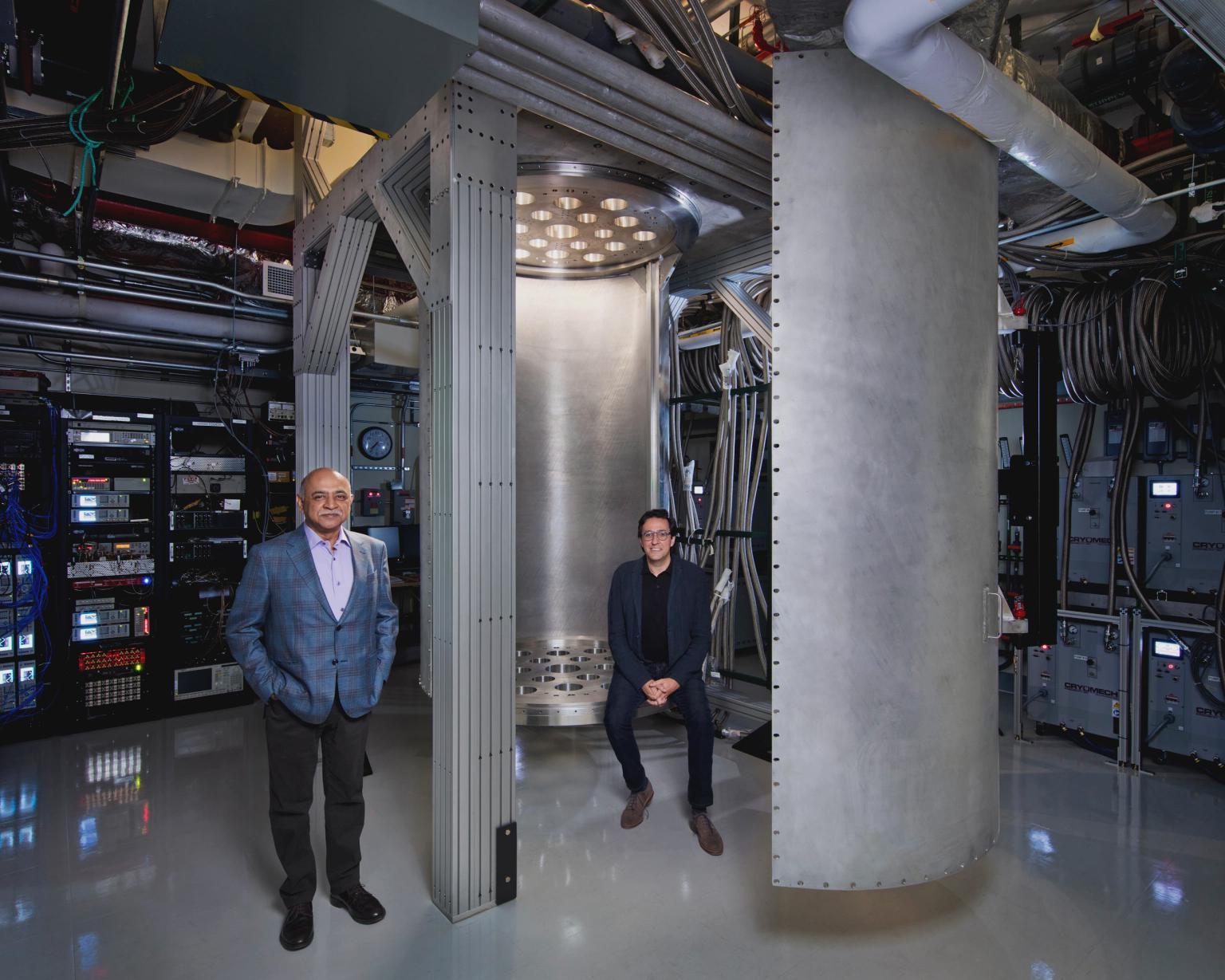 IBM发布量子计算路线图 称2023年研发出拥有1000个量子比特的机器