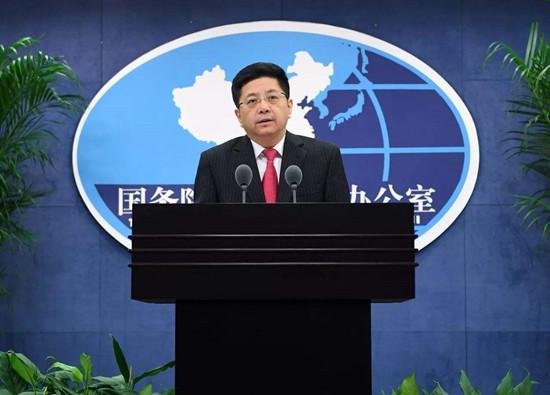 国台办:民进党当局插手香港事务 谋取政治私利