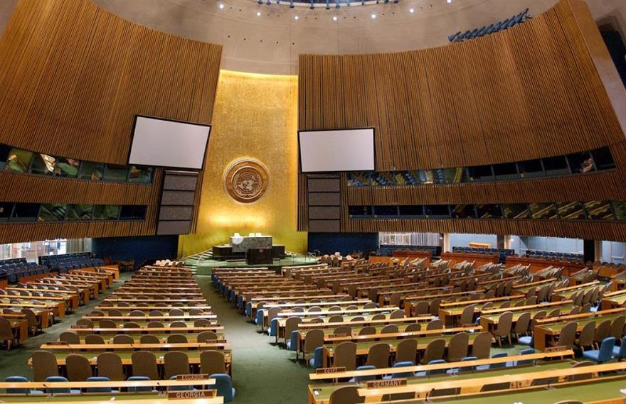 世卫组织在第75届联合国大会分享三个重要信息
