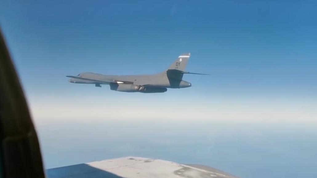 俄军同一天向四大海域派出战斗机拦截北约战机