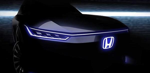 本田全电动概念车型9月26日首发主打豪华北京车展见