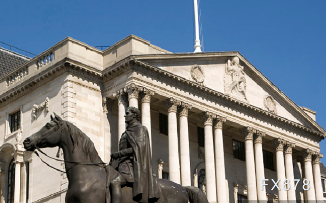 英国央行决议料维稳 英镑面临重回跌势的风险