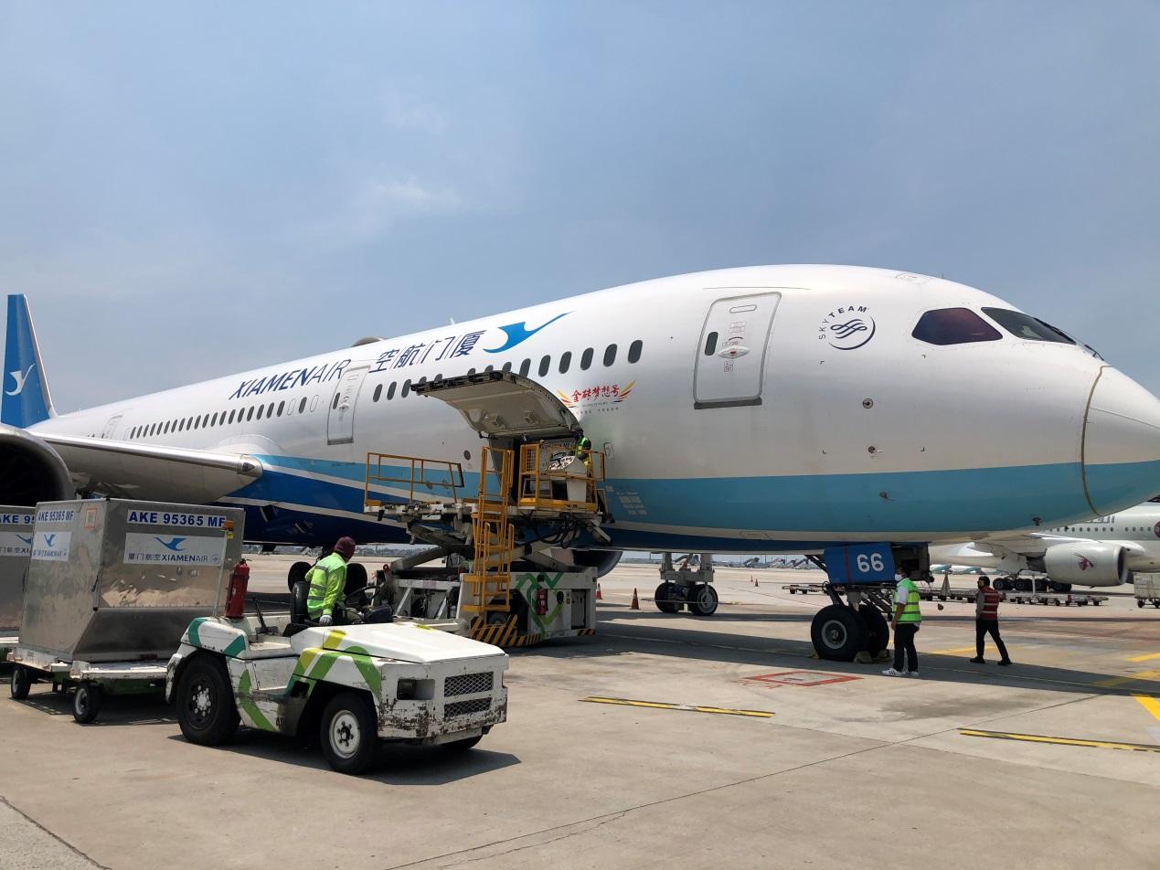 首家中国航空公司恢复中印尼往返航班
