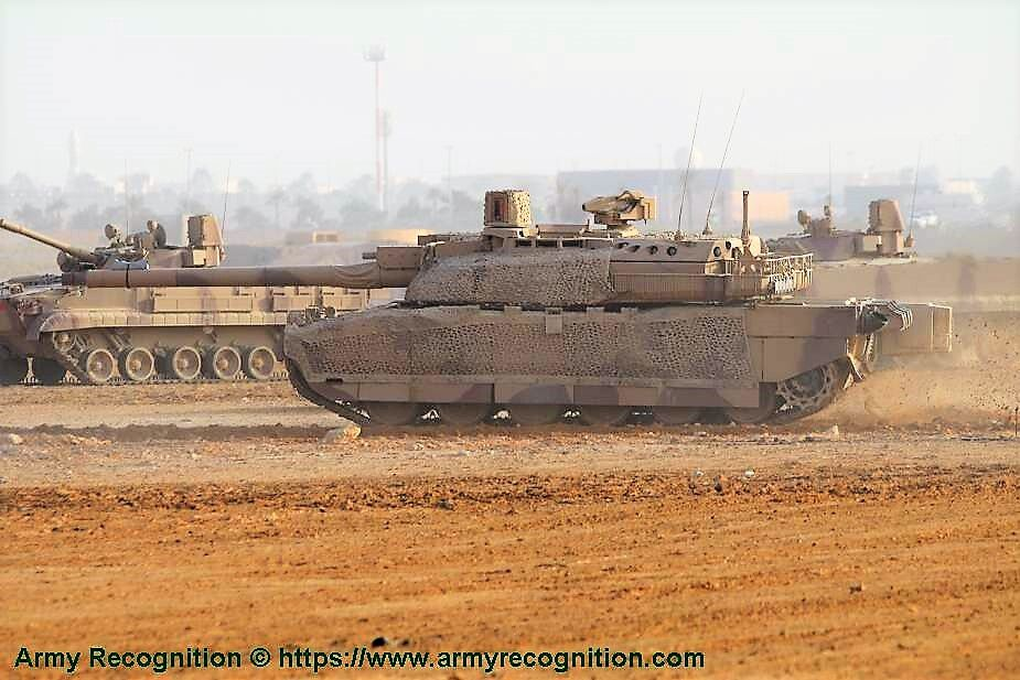 阿聯酋向約旦贈送80輛勒克萊爾坦克?已使用20多年