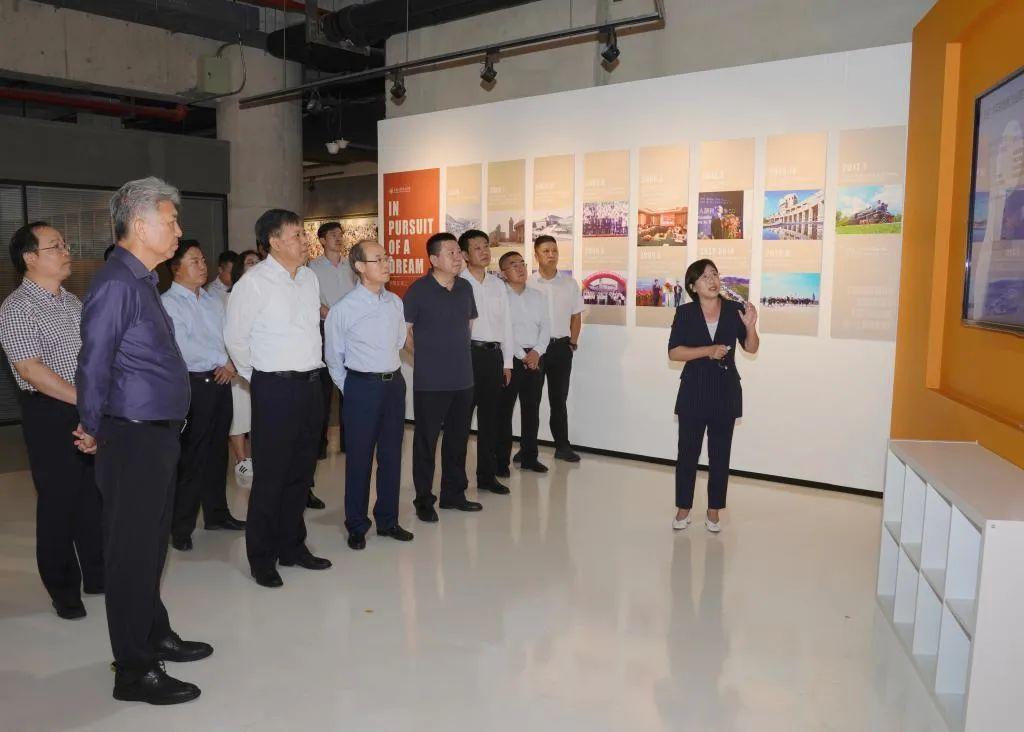 石大东软青岛软件学院和科技谷,三方共建新