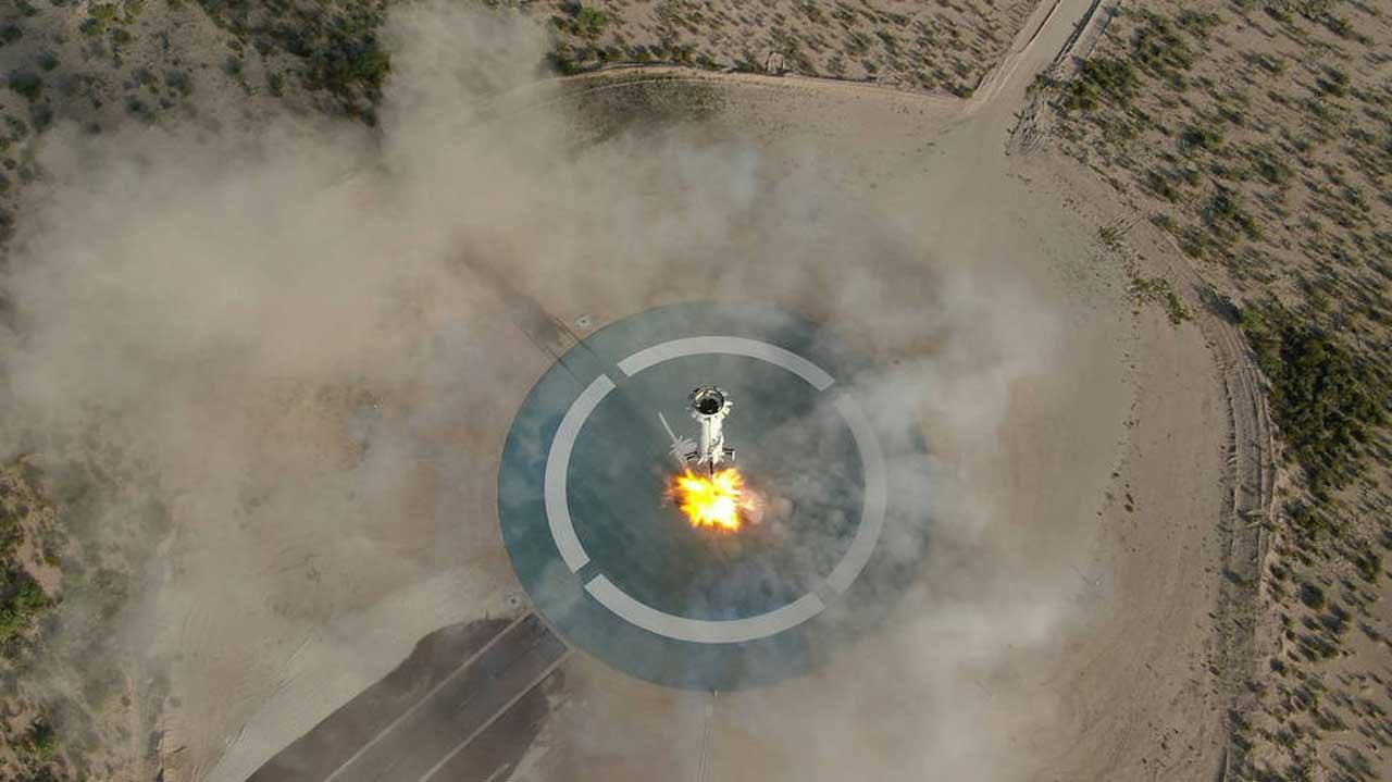 美国宇航局正讨论实现不需要飞行员的航天器精准着陆技术