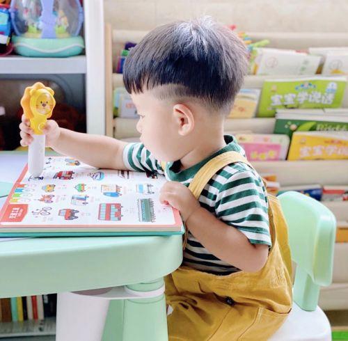 智能儿童玩具暑期销售火爆天猫精灵系列早教机月销超百万