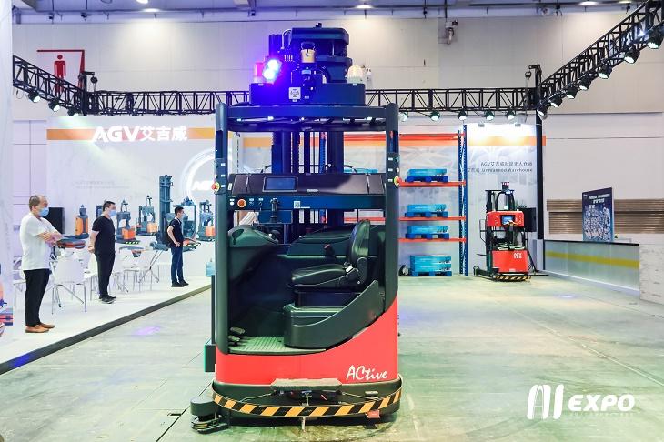 """艾吉威周汝壮:5G、AI加持,AGV产业即将""""引爆"""""""