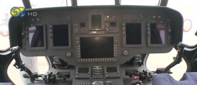 这些米-171Sh拥有先进的座舱设备