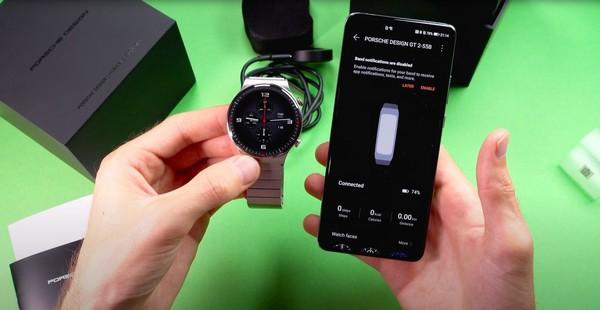 华为新款智能手表Watch GT 2 Pro 曝光 气质奢华