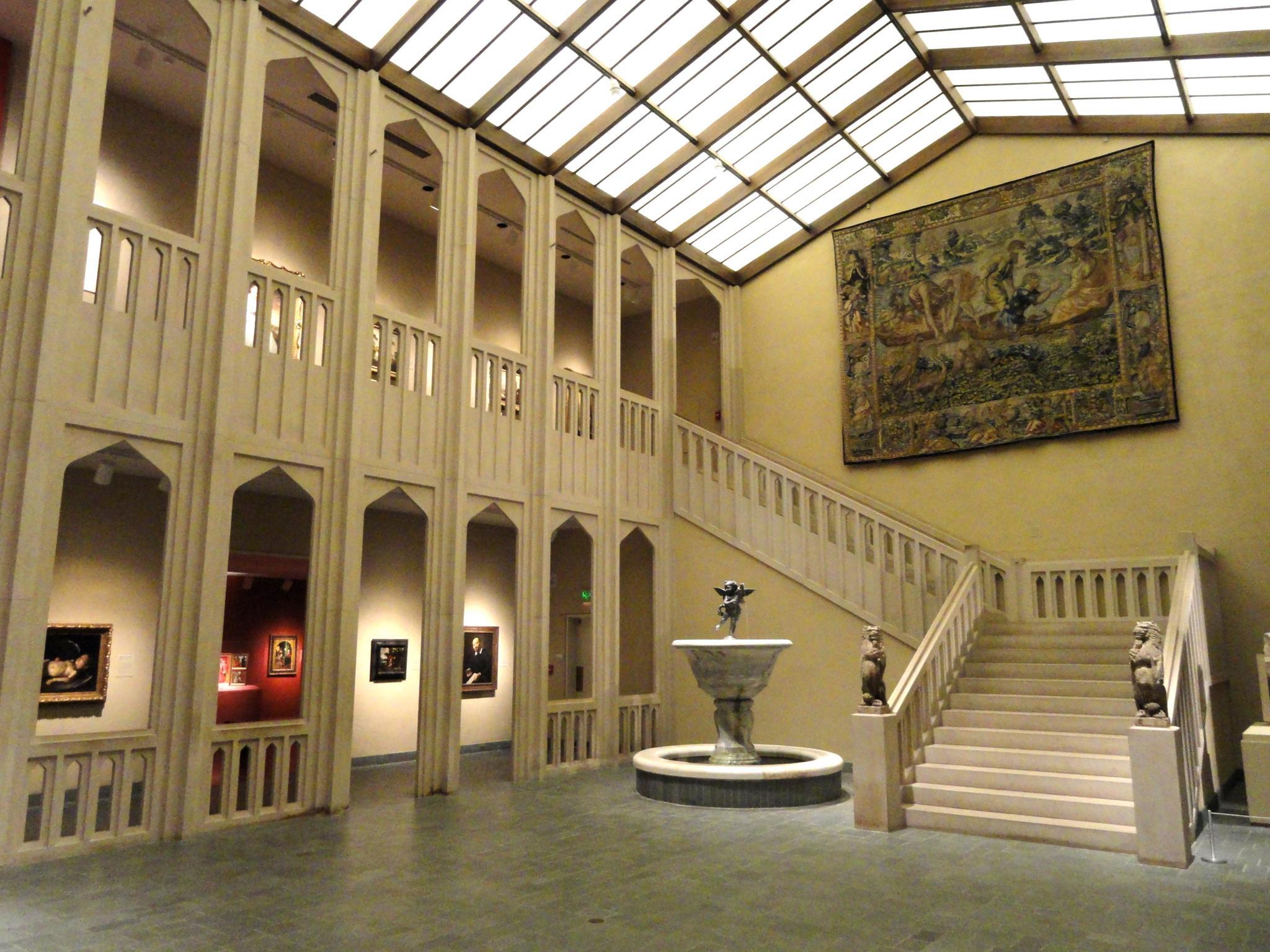 美國印第安納波利斯藝術博物館