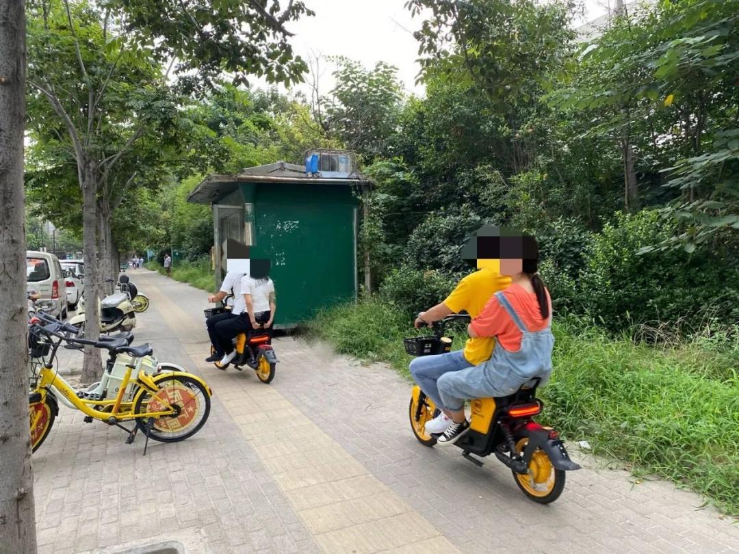 共享电动车 遍地开花 会否重蹈共享单车覆辙 共享电动自行车 财经 新浪科技 新浪网
