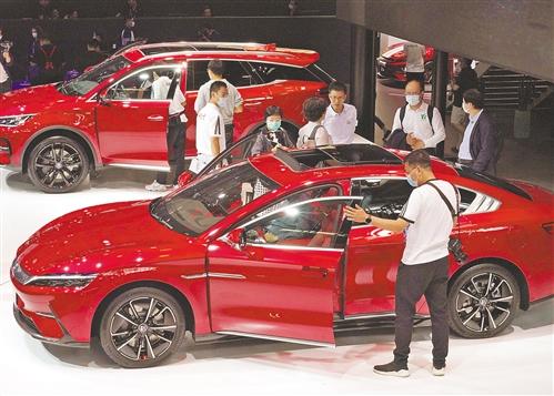 北京国际车展开幕 成为2020年唯一A级国际车展