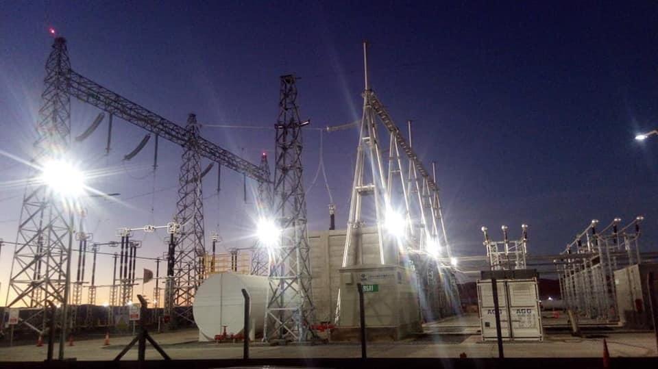 由中国企业承建的阿根廷最大光伏电站正式投入商业运营