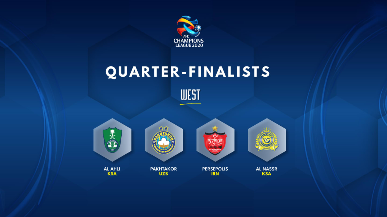 亚冠1/8决赛综述:塔什干棉农、柏斯波利斯与沙特2队晋级