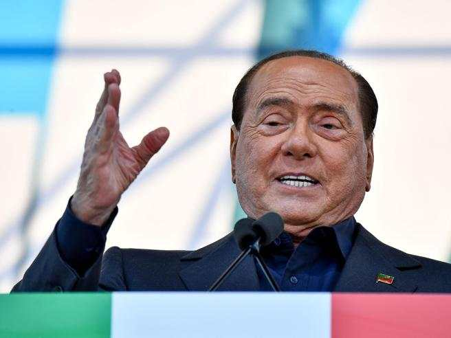 图为意大利前总理贝卢斯科尼(图片来源:意大利媒体)