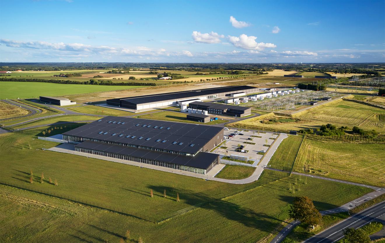 苹果丹麦维堡数据中心投入使用 100%由清洁能源供电