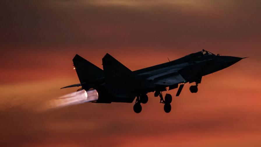 俄战机在巴伦支海再次拦截北约军机