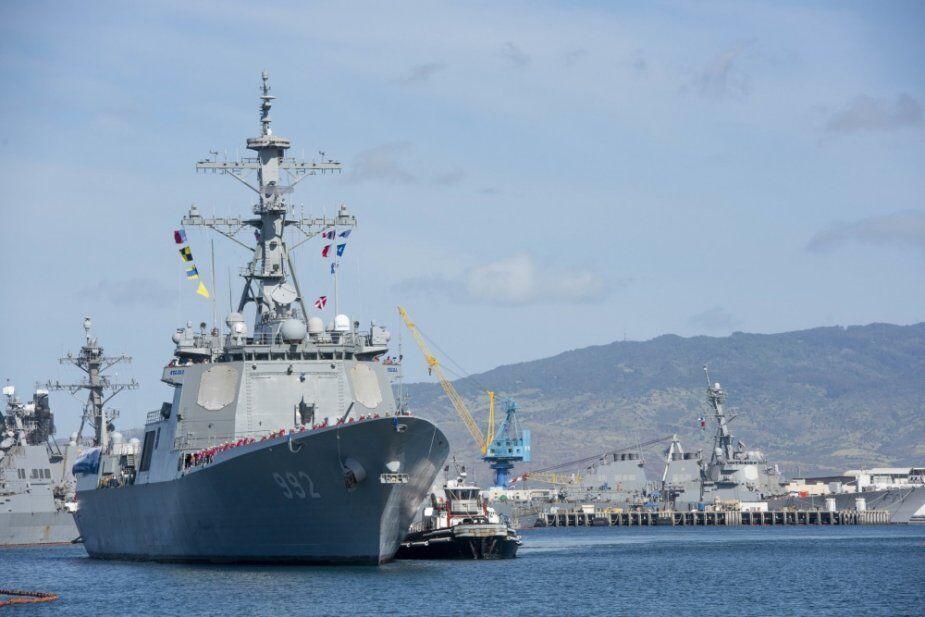 韩国海军完成C4I系统升级可提高指挥官战时决策能力