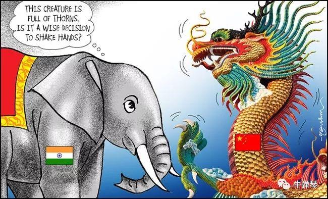 印度开了第一枪 严重的三个后果!图片