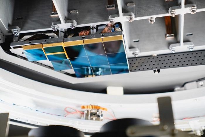 研究人员打造迄今为止最大的32亿像素相机传感器阵列