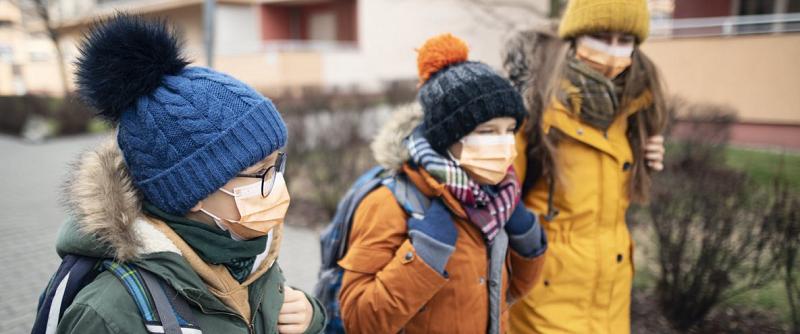 美国疾控中心发布重开学校防疫指南