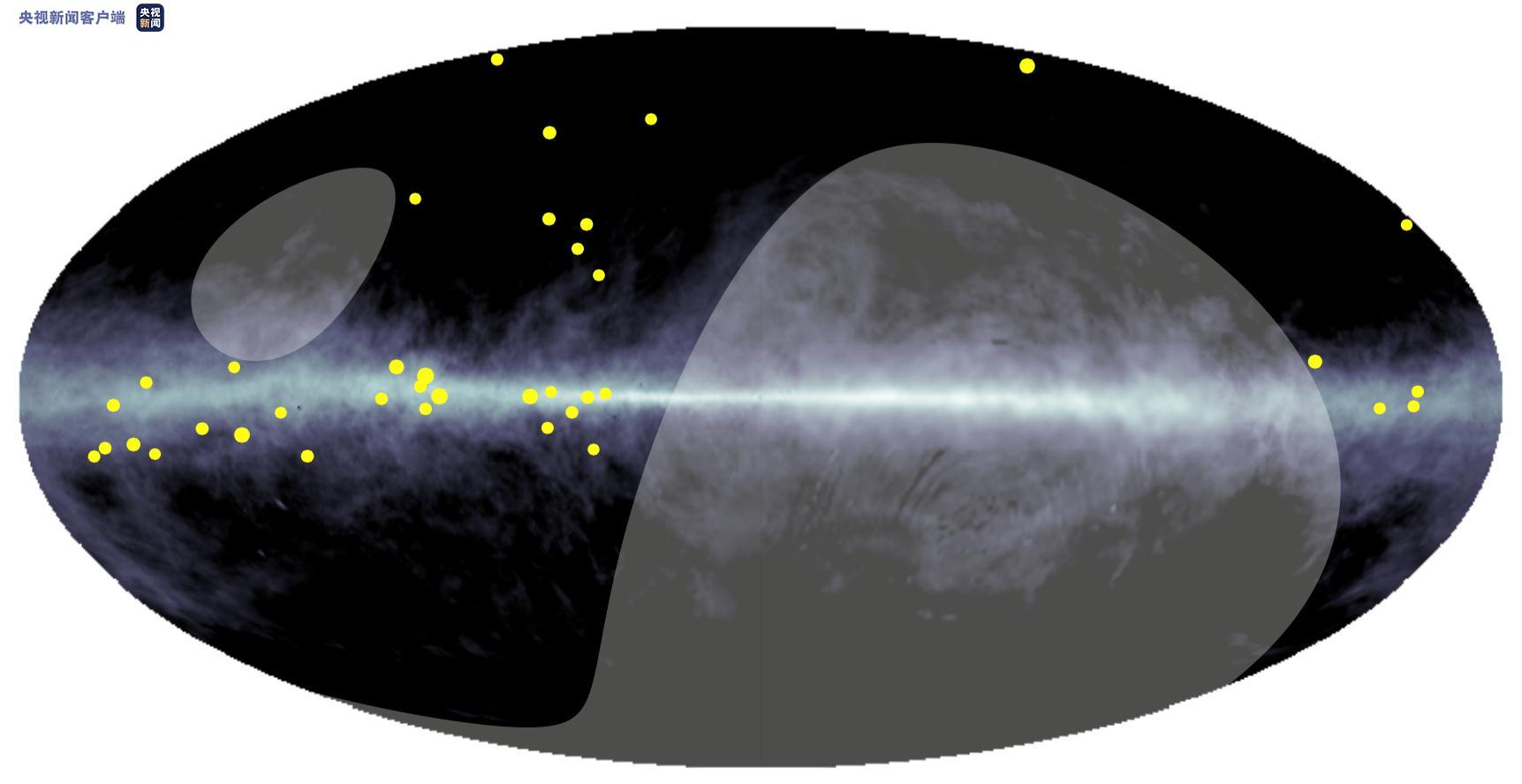 科学家首次发现超高能宇宙线源存在于银河系的证据