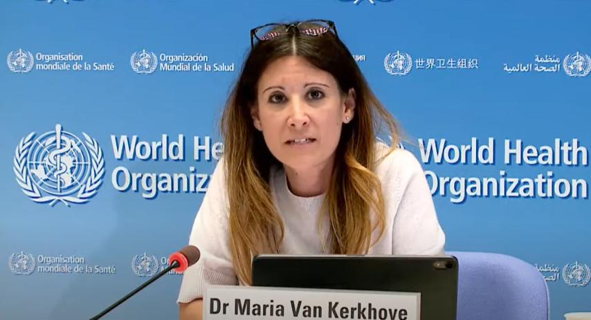 世卫组织:全球新冠肺炎病例数量呈指数级增长