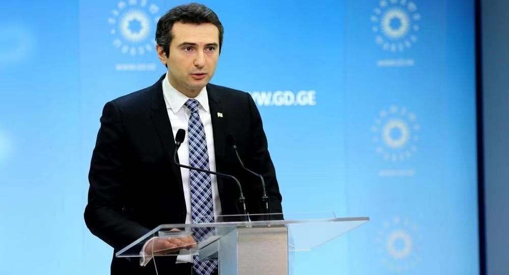 格鲁吉亚执政党将推举新议长人选
