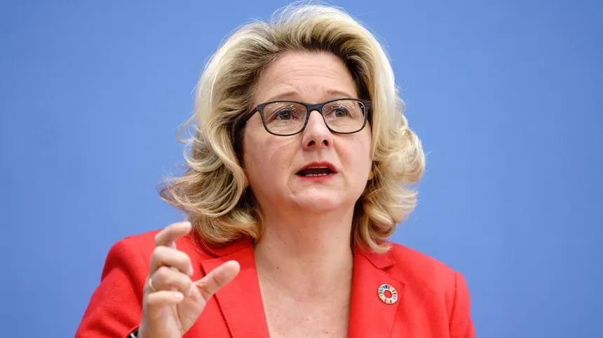 怒江新闻德国环境部长:德国愿与中国加强气候保护合作