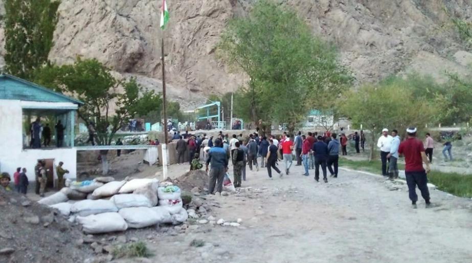 吉尔吉斯斯坦与塔吉克斯坦边境地区发生民事冲突 局势有所升级