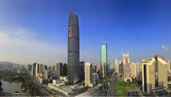 .深圳摩天大楼往事