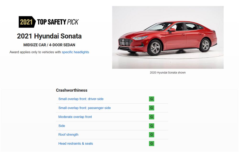 国产索纳塔被曝碰撞试验A柱弯折 中汽研C-NCAP完整成绩尚未公布-第5张图片-汽车笔记网